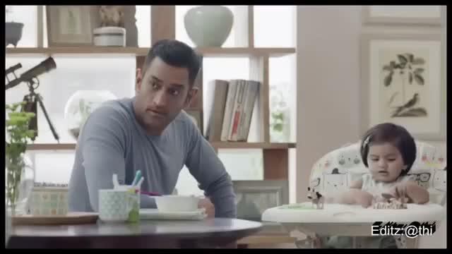 Emotions | dhoni | father | Tamil Whatsapp Status Videos | KunduBulb