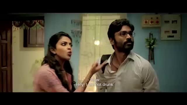 dhanush Comedy | Funny | vip | comedy | Tamil Whatsapp Status Videos | KunduBulb