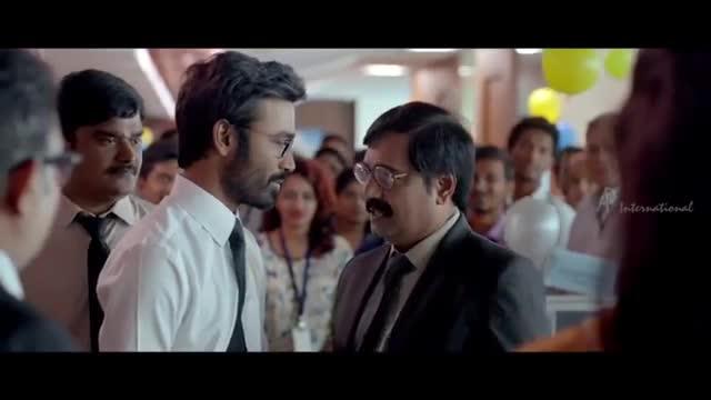 dhanush Comedy | Funny | vip | Tamil Whatsapp Status Videos | KunduBulb