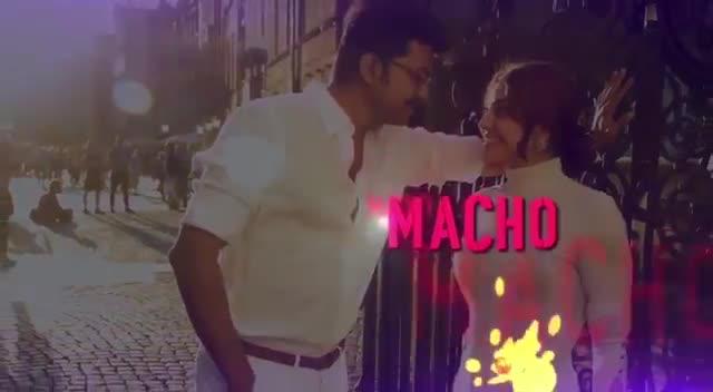macho | mersal | Tamil Whatsapp Status Videos | KunduBulb