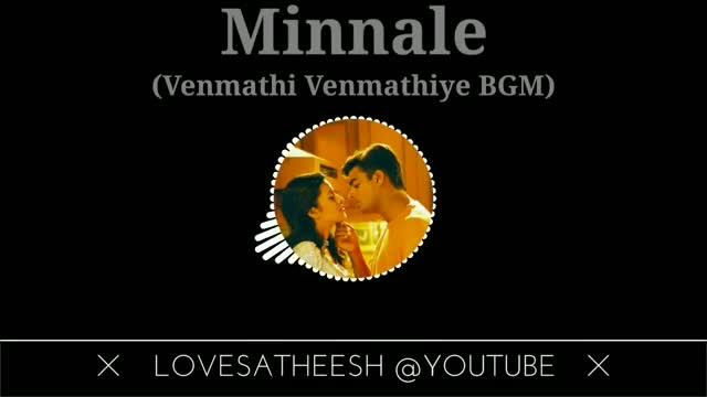 bgm | minnale | Tamil Whatsapp Status Videos | KunduBulb