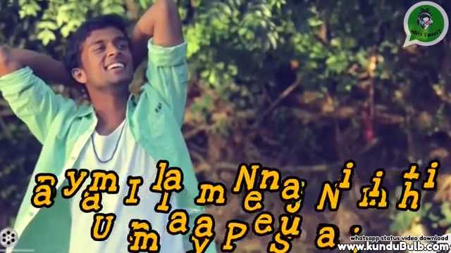 Whatsapp status tamil album song download