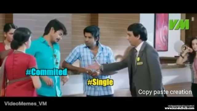 Singles whatsapp status videos
